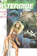 Asteroide, Historietas de Fantasía y Ciencia Ficción (Cartoné) #6