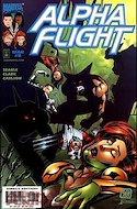 Alpha Flight Vol. 2 (1997-1999) (Comic Book) #8
