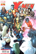 X-Men Vol. 3 / X-Men Legado (2006-2013) (Grapa, 24-48 pp) #8