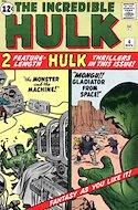 The Incredible Hulk Vol. 1 (1962-1999) (Comic Book) #4