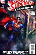 Superman Confidential (Saddle-Stitched) #7