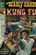 Deadly Hands of Kung Fu Vol 1 (Comic-Book b/w) #3