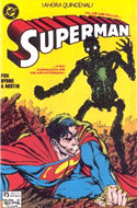 Superman: El hombre de acero / Superman Vol. 2 (Grapa 36 pp) #6