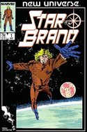 Star brand (Comic book) #1