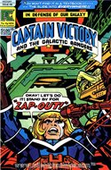 Captain Victory and the Galactic Rangers (Comic Book. 1981) #8