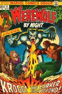 Werewolf by Night Vol 1 (Comic Book) #8