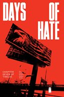 Days of Hate (Comic Book) #7