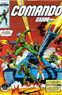 Comando G.I.Joe (Grapa 32 pp) #1