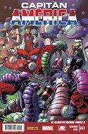 Capitán América vol. 8 (2011-) (Grapa) #41