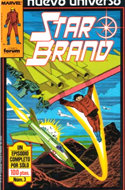 Star Brand (1988-1989) (Grapa. 17x26. 24 páginas. Color.) #3