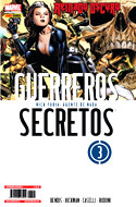 Guerreros secretos (2009-2012) (Grapa) #3