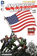 Justice League of America Vol. 3 (2013-2014) Variant Covers (Comic Book) #1