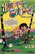 Zipi y Zape / ZipiZape (Grapa) #2