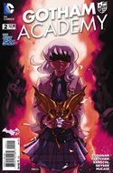 Gotham Academy (2014-2016) (Comic-Book) #2