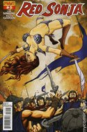 Red Sonja (2013-2015 Variant Cover) (Comic Book) #3