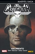 Marvel Saga: El Castigador (Cartoné) #1