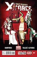 Uncanny X-Force Vol. 2 (Comic Book) #7