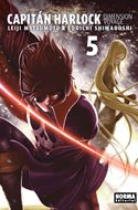 Capitán Harlock: Dimension Voyage (Rústica con sobrecubierta) #5