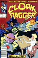 Cloak and Dagger Vol. 3 (1988-1991) (Comic-book.) #2