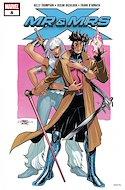 Mr. & Mrs. X (Comic Book) #8