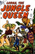 Lorna, the Jungle Queen / Lorna, the Jungle Girl (Comic Book 36 pp) #5