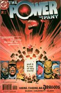 The Power Company (Comic Book) #2