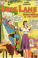 Superman's Girl Friend Lois Lane (Comic-book) #4