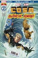 Marvel 2 en Uno: La Cosa y La Antorcha Humana (Grapa) #3