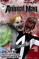 Animal Man (2011 2nd Series) (Issues) #5