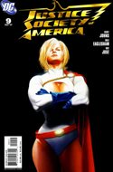 Justice Society of America Vol. 3 (2007-2011) (Comic Book) #9