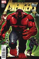The Avengers Vol. 4 (2010-2013) (Comic Book) #7