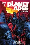 Planet of the Apes: Cataclysm (Comic Book) #1