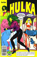 Hulka vol. 1 (1990-1992) (Grapa 32 páginas) #4