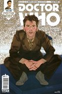 Doctor Who: The Tenth Doctor Adventures Year Three (Comic Book) #5