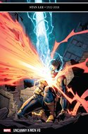 Uncanny X-Men Vol. 5 (2018-) (Comic Book) #8