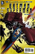 Batman / Superman Vol. 1 (2013-2016) (Comic Book) #8