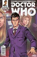 Doctor Who: The Tenth Doctor Adventures Year Three (Comic Book) #4