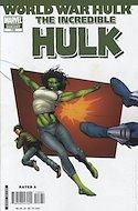 Hulk Vol. 1/ The Incredible Hulk Vol. 2 / The Incredible Hercules Vol. 1 (Variant Covers) (Comic Book) #106.1