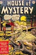 The House of Mystery (Grapa) #1