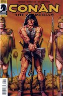 Conan the Cimmerian (2008-2010) (Grapa) #8
