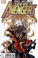Secret Avengers Vol. 1 (2010-2013) (Grapa) #7