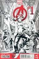 Avengers Vol. 5 (2013-2015 Variant Covers) (Comic Book) #1.4