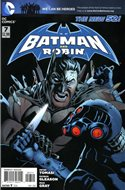 Batman and Robin Vol. 2 (2011-2015) (Comic-Book) #7