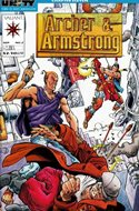 Archer & Armstrong (Comic-book) #2