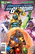 Green Lantern New Guardians (2011-2015) (2011 - 2015) Grapa #4