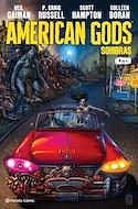 American Gods: Sombras (Grapa 32 pp) #4