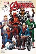 Uncanny Avengers Vol. 3 (2015-2018) (Comic-book) #6