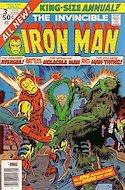 Iron Man vol. 1 Annual (1970-1994) (Comic Book) #3