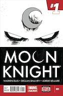 Moon Knight Vol. 5 (2014-2015) #1