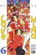 Love Hina (Manga, sentido de lectura oriental.) #6